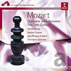 Mozart - Quintette KV 581 et Trio KV 498 - Michel Portal B000CS43UI.01._AA240_SCLZZZZZZZ_