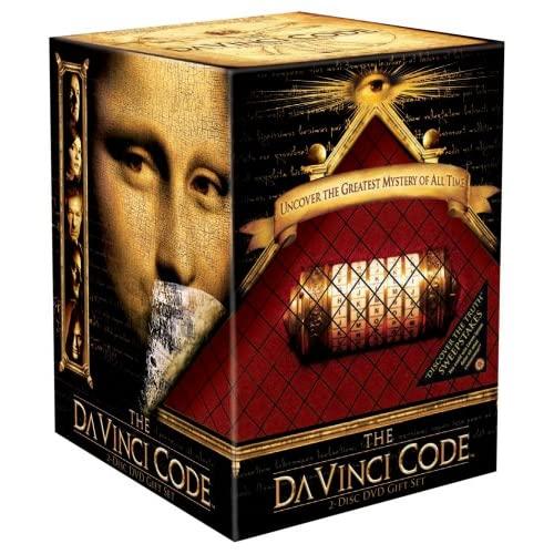 Da Vinci Code - Cryptex Gift Set - Extended Edition/ PHOTOS B000I2KJR4.01._SS500_SCLZZZZZZZ_V59749596_