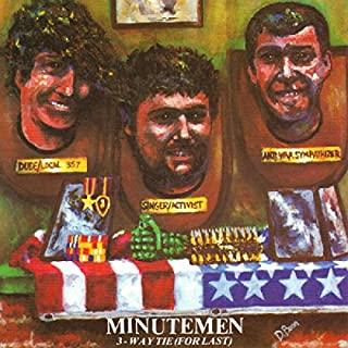Minutemen B000000M0Q.01._AA320_SCLZZZZZZZ_