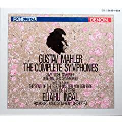 Mahler- 9ème symphonie D5ea224b9da0407e5d7db010._AA240_.L