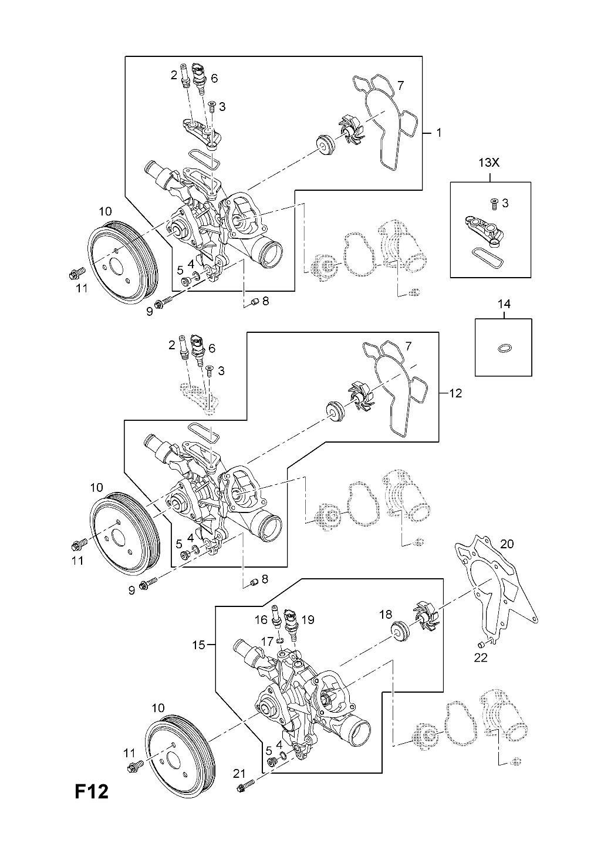 [ Opel astra G 2.2 dti ] vidange et remplacement liquide de refroidissement (résolu) 12