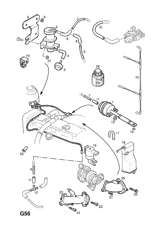 [ Opel ASTRA 2.2 DTI 16V an 2002 ] Probleme wastegate / turbo (résolu) 56