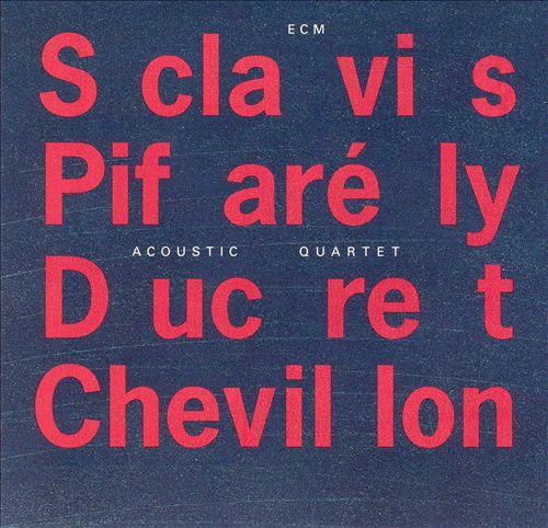 ECM covers Acoustic-quartet