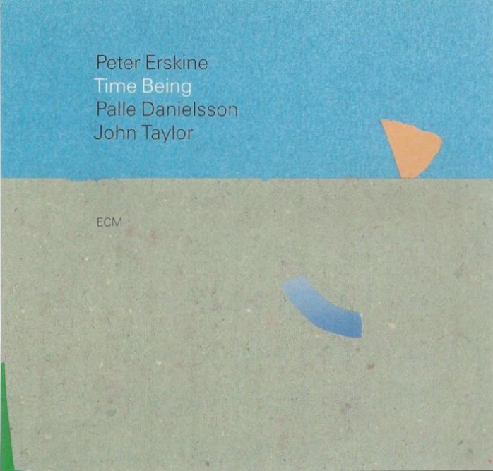 ECM covers Time-being2