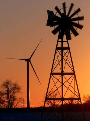 Eolienne à axe vertical, plans de construction Wind-turbine-wind-mill