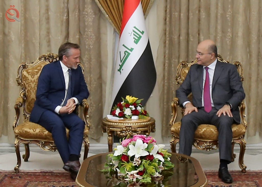 Iraq calls on Danish companies to contribute to the reconstruction of its cities and investment 11832