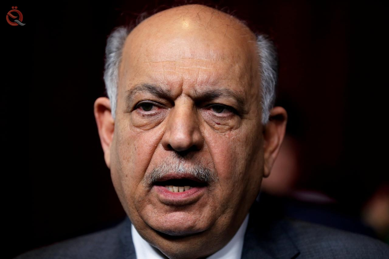 Iraqi Oil Minister lays foundation stone for Basra gas complex project 12215