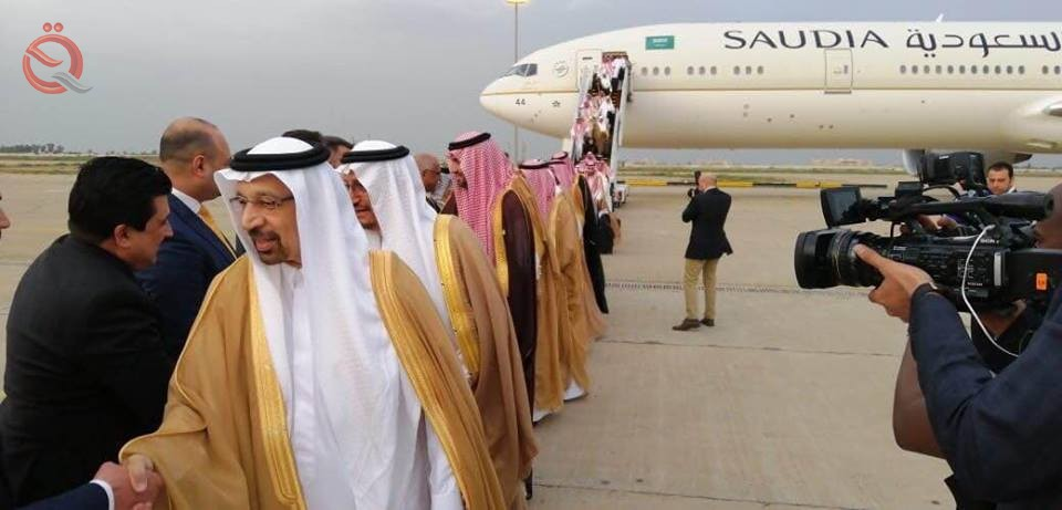 A high-ranking Saudi trade delegation in Baghdad to consolidate the overall rapprochement with Iraq 14199