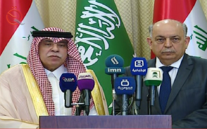 A high-ranking Saudi trade delegation in Baghdad to consolidate the overall rapprochement with Iraq 14213