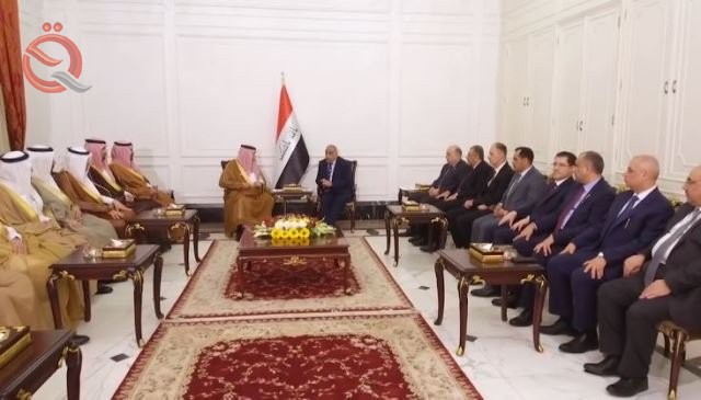 A high-ranking Saudi trade delegation in Baghdad to consolidate the overall rapprochement with Iraq 14319