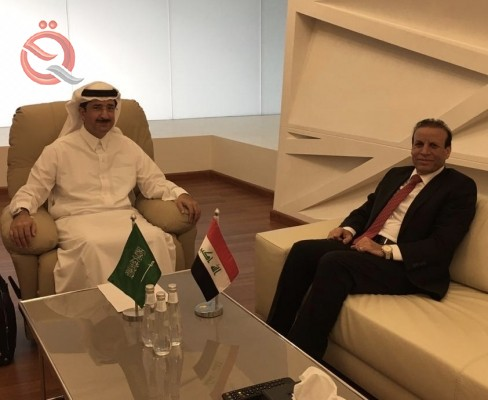 A high-ranking Saudi trade delegation in Baghdad to consolidate the overall rapprochement with Iraq 14436