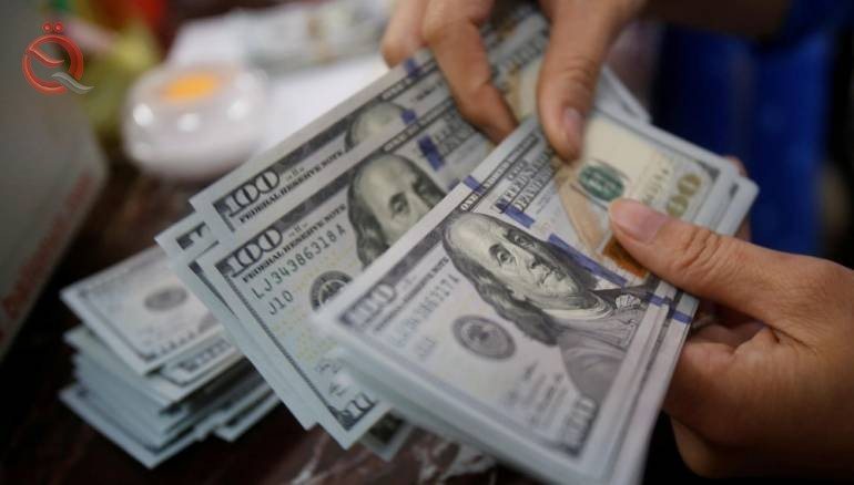 The stability of the dollar exchange rate against the Iraqi dinar 15135