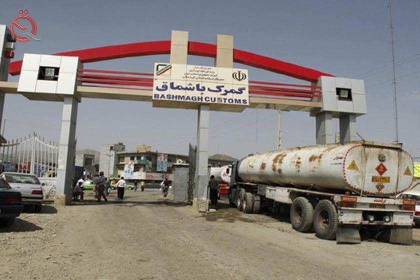 Iran seeks to raise its exports to Iraq to 30 billion dollars 15551