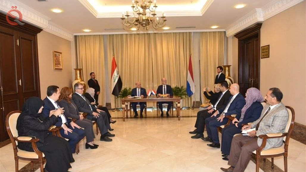 Iraq and the Netherlands sign a double taxation avoidance agreement 15994