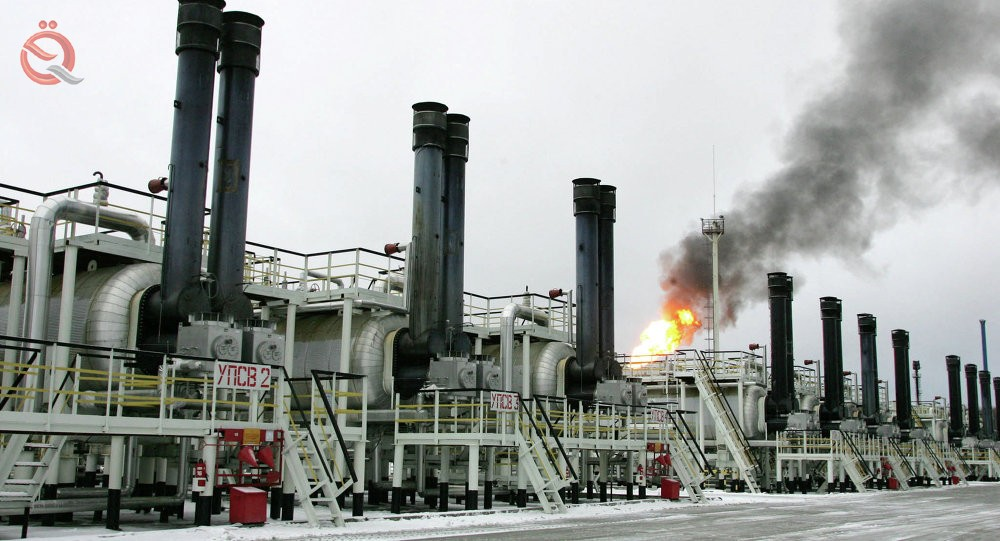 High production rates of the refinery in Baiji to 70 thousand barrels per day 16385