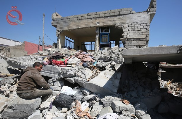 $ 1 billion in rent allowances for more than 600 demolished homes in Mosul 16735