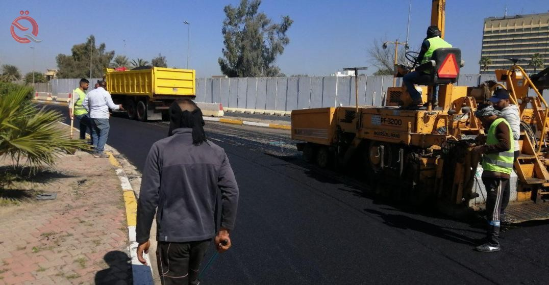 Allocating 438 billion dinars for infrastructure projects in Baghdad 16763