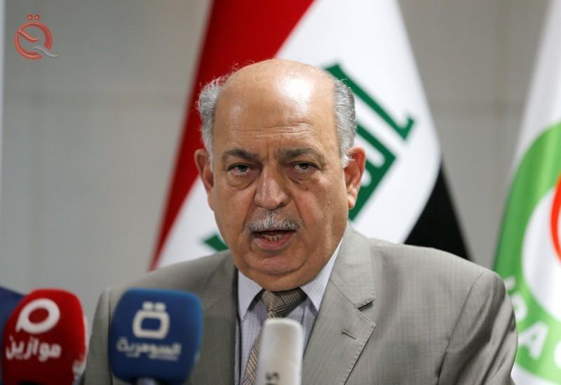 Ghadban: Iraq's current oil production is 4.6 million b / d 17007