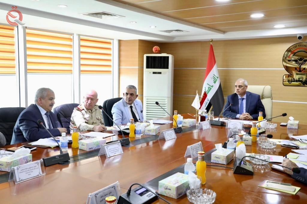 Transportation: seeks to re-transit through Iraq by land with various parties 17111