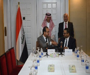 Al-Halbousi: The relationship between Iraq and Saudi Arabia has witnessed an unprecedented development in the past years 17308