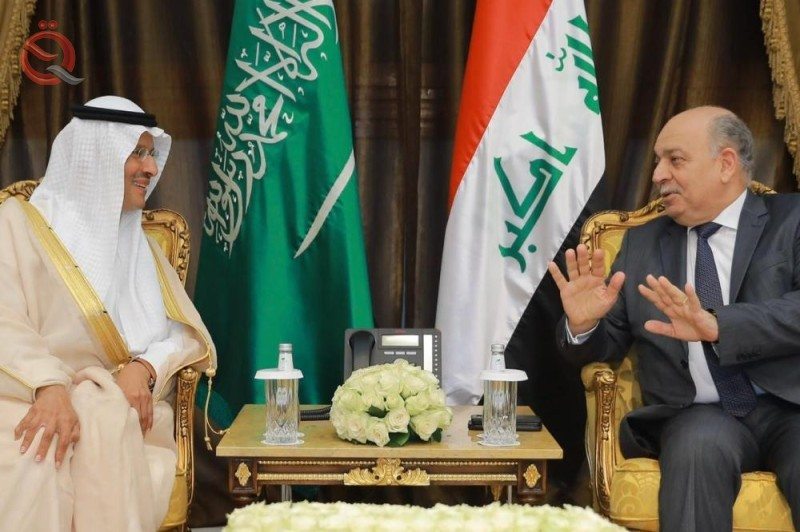 Al-Halbousi: The relationship between Iraq and Saudi Arabia has witnessed an unprecedented development in the past years 17309
