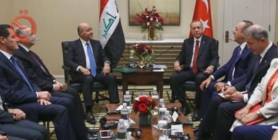 Holding an Iraqi-Jordanian-Egyptian tripartite summit in America 17319