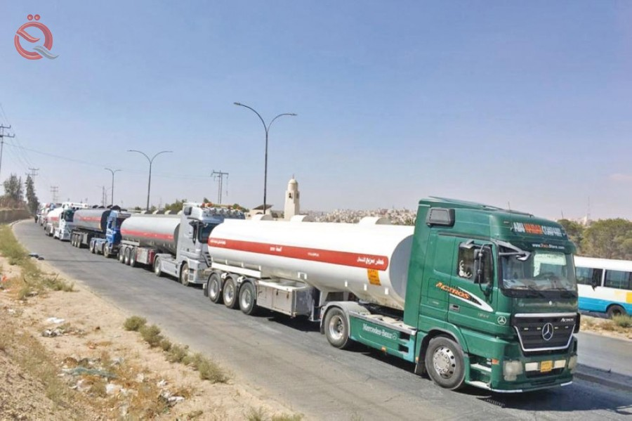 Jordan confirms the arrival of Iraqi oil regularly 18002
