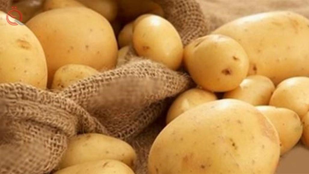 Agriculture prevents import of potato crop 18165