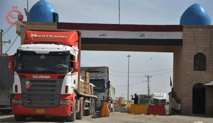Exporting 100,000 tons of Iranian goods to Iraq within 9 months 18315