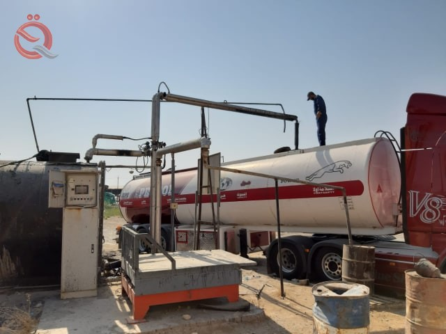 "Iraq exports 5,000 tons of ""Prime Cote"" to the UAE 18602"