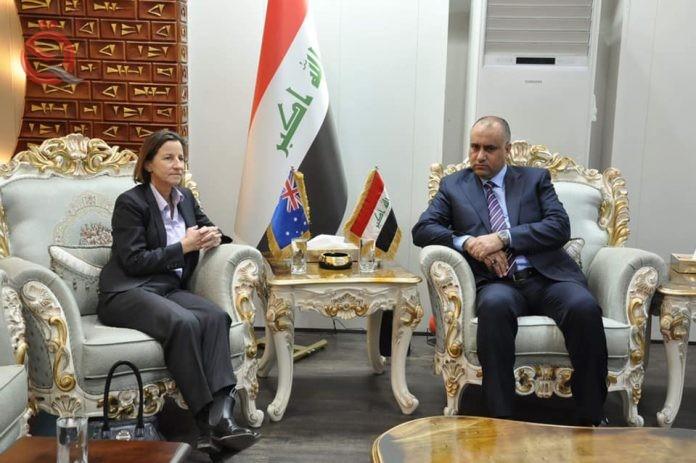 Australian Ambassador: We are waiting for the Iraqi dates in Australia 18936
