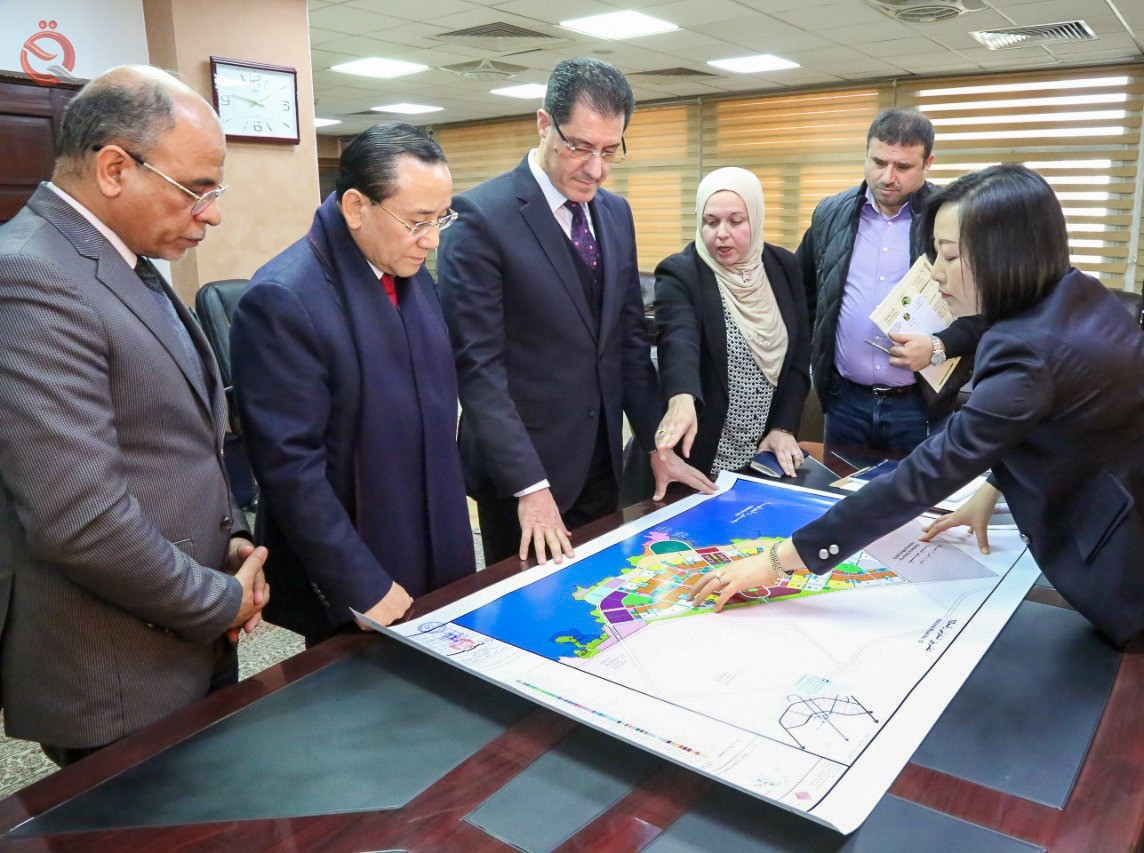 Planning announces final approval of the new Habbaniyah city project 19036