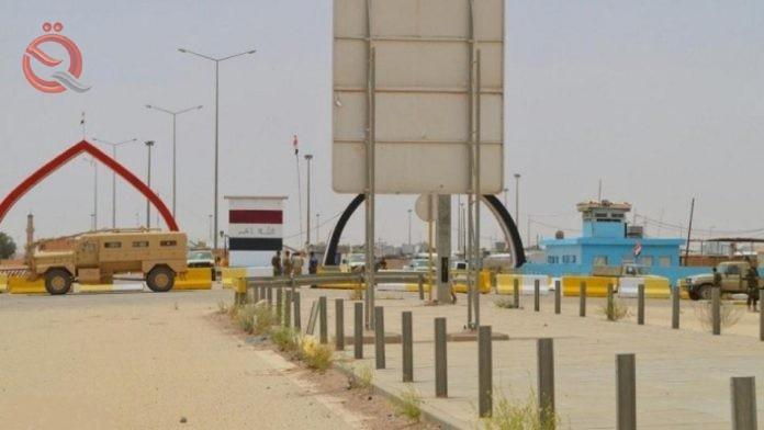 The Ports Authority reveals the opening of the Al-Waleed border crossing with Syria 19058