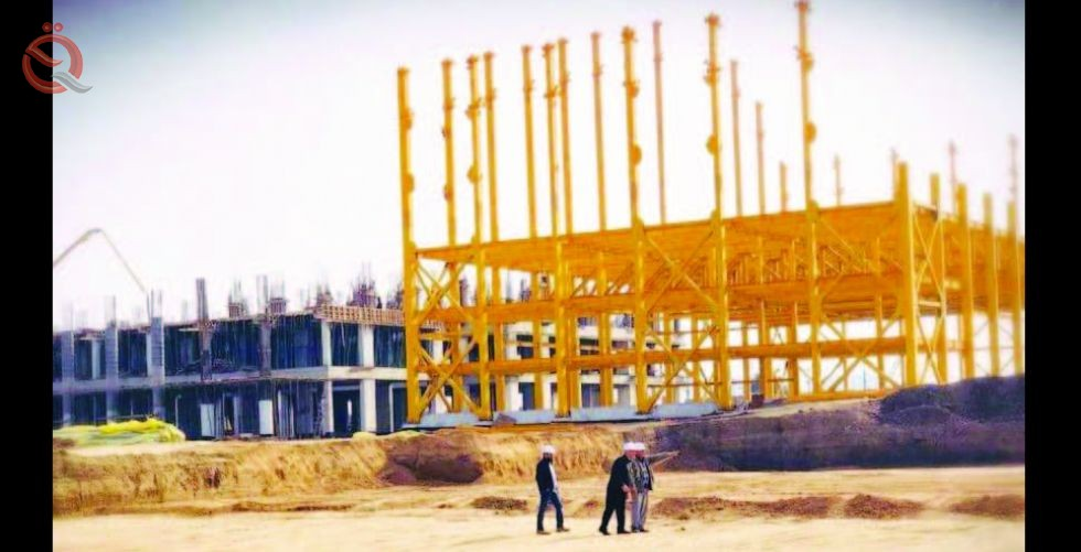 Baghdad Investment: A university city on the land of Al-Muthanna Airport 19230
