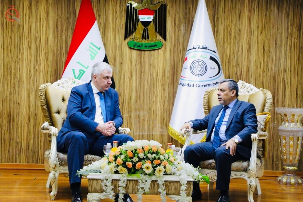 Iraq is looking to benefit from the technical and commercial expertise of Russia 19396