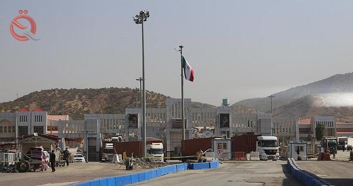Iran's exports to Iraq through Sherin Palace amounted to about $ 1.8 billion 19624
