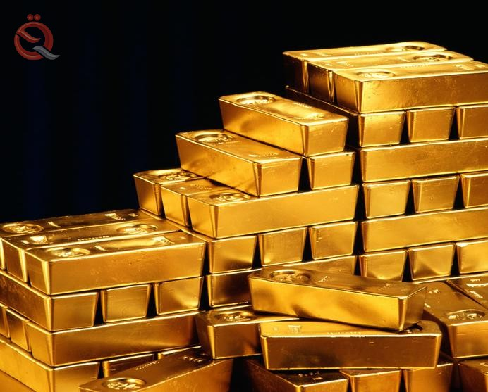 Iraq maintains its global ranking in terms of gold reserves 20014