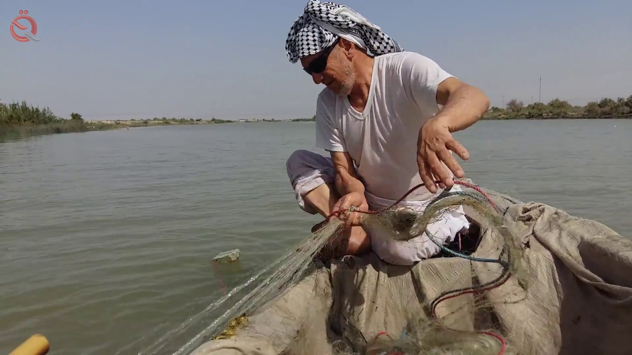 Iraq allows fishermen to carry out their activities, provided they do not mix with the Iranians 20094