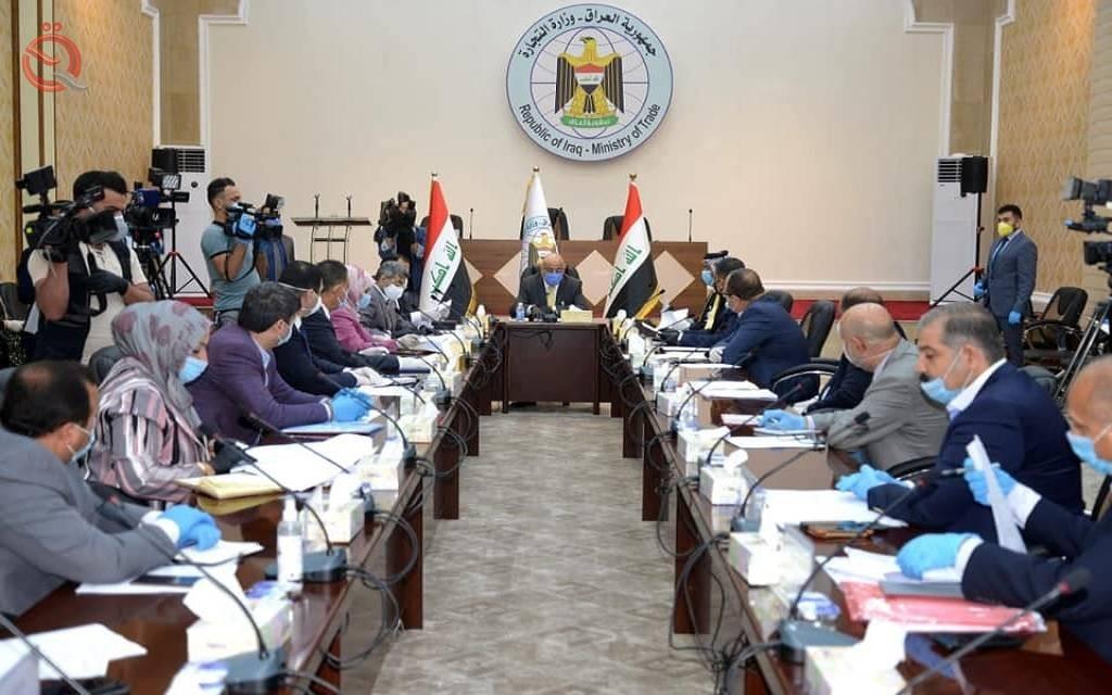 Iraq announces wheat prices during the marketing season 20120