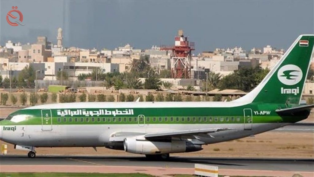 Airlines announced the start of its journey to return the Iraqis from Egypt 20140