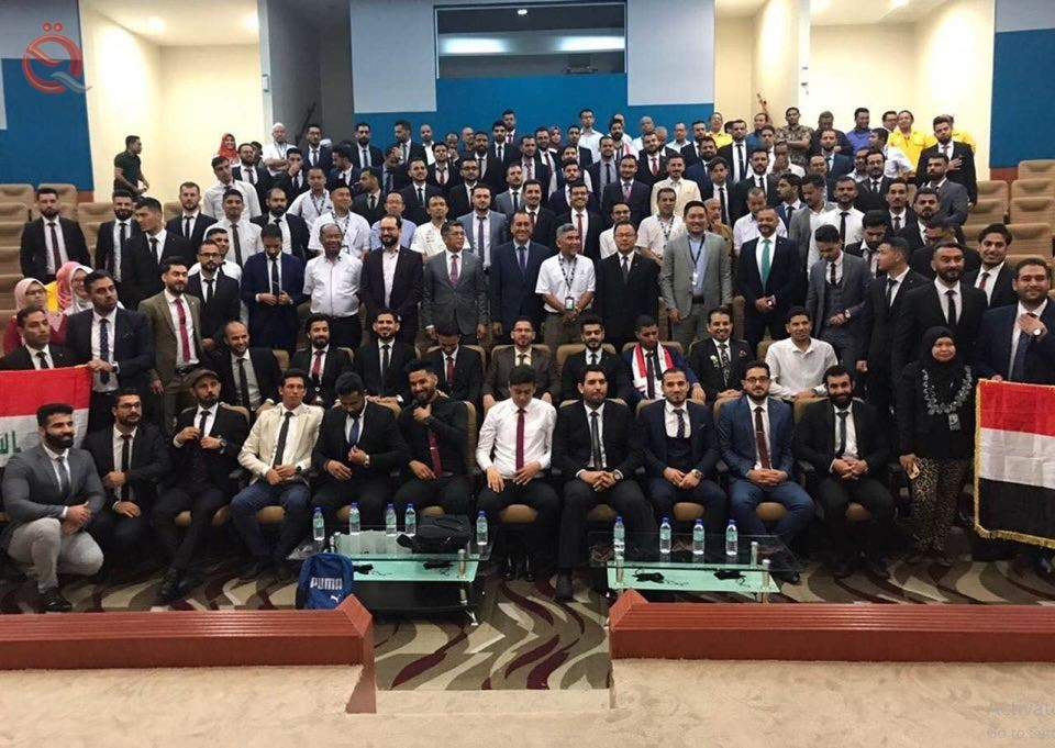 Petronas Al-Gharaf: 305 total number of trainees on production operations 20204