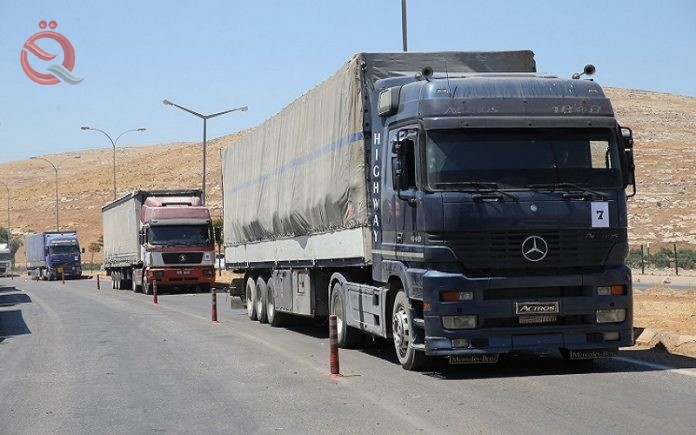 Jordanian official: The entry of goods and their export via the Iraqi side are done according to instructions 20482