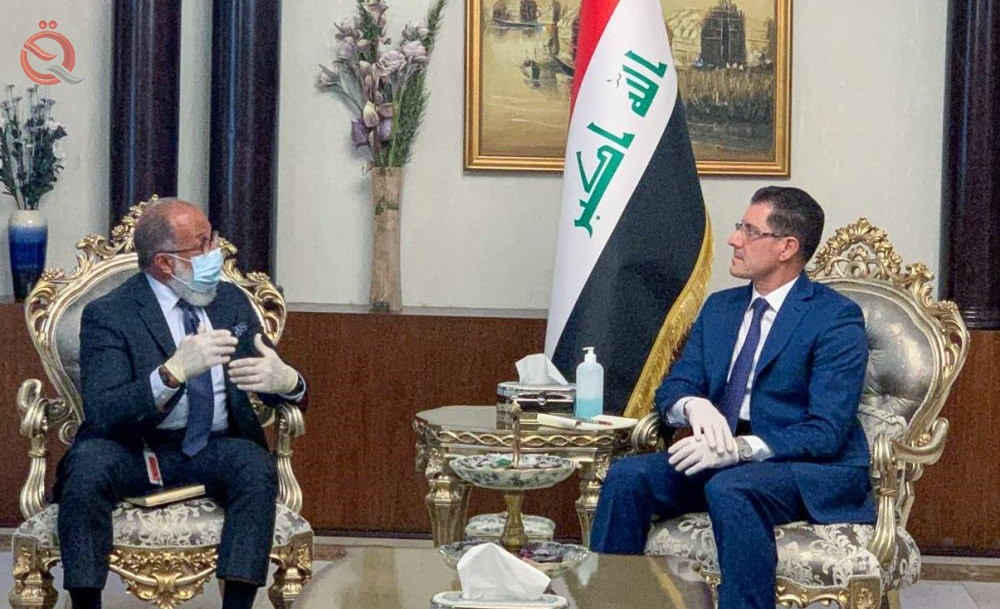 The World Bank announces its readiness to restructure the loans granted to Iraq 20502