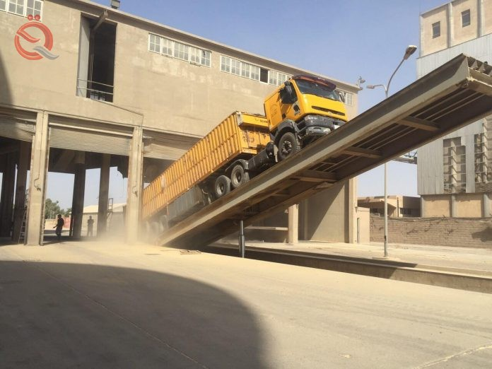 Trade receives 311 thousand tons of wheat 20644