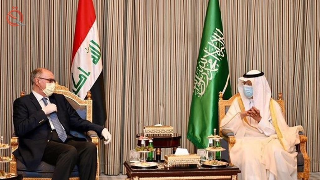 Iraq requests Saudi Arabia's support for the budget .. and the Minister of Finance reveals the details of his visit to the Kingdom 20966