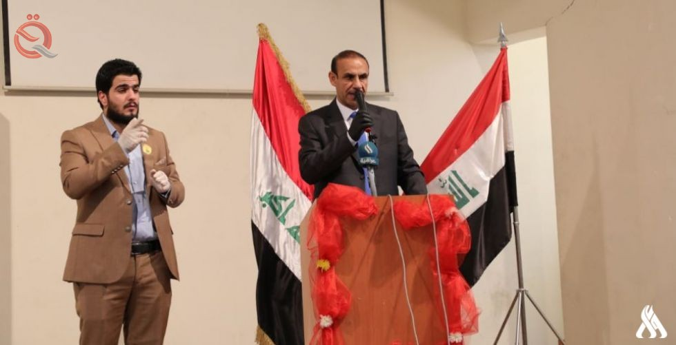 Minister of Labor: endeavors to pay the dues of persons with disabilities 21002
