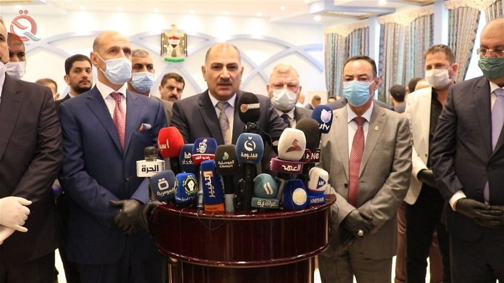 Industry Minister: We will rebuild Iraq's factories within months 21066