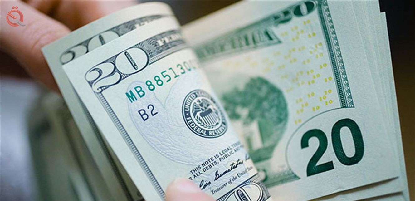 Stability of the dollar exchange rate against the Iraqi dinar 21416