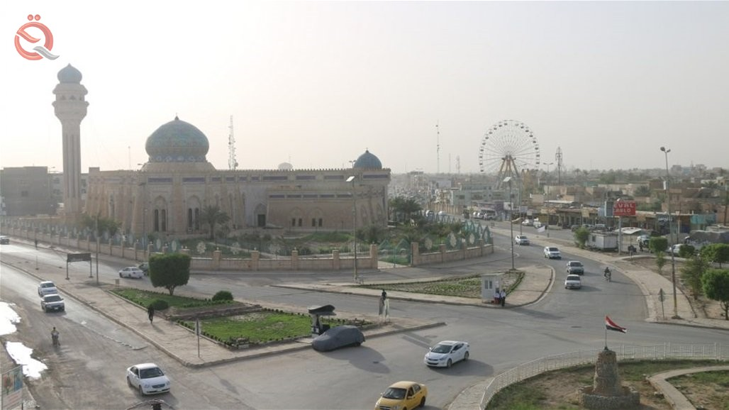 Ages approve the basic design of the city of Ramadi 21858