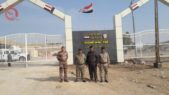 Border outlets announce the partial reopening of the Mandali port 21866